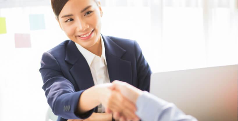 企業実習・就職活動 イメージ